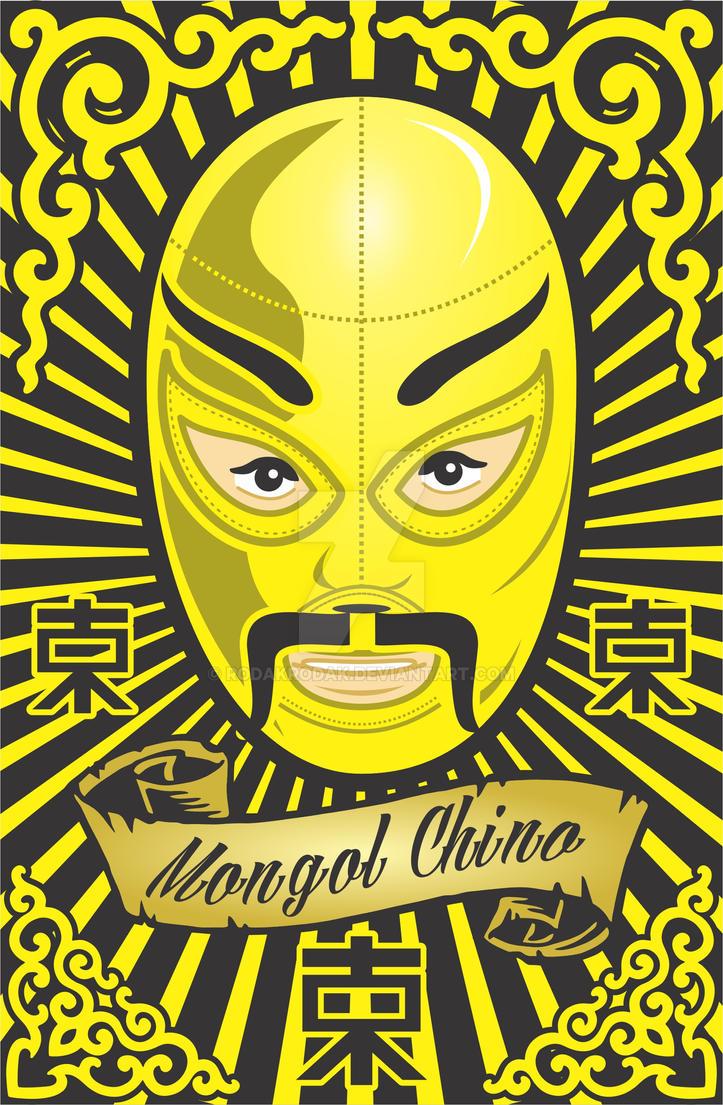 Mongol Chino by rodakrodak