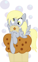 Derpy got you a mail and a muffin