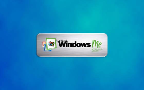Windows ME Logo Wallpaper 1280x800