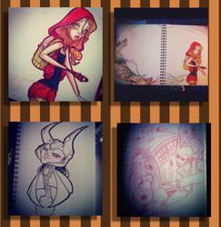 doodle dump part2