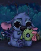 Stitch by Blusagi
