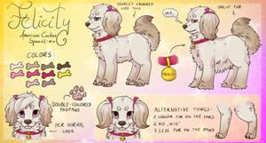Felicity Ref. by Blusagi