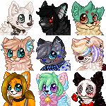 Icon Batch III by Bluefirewings
