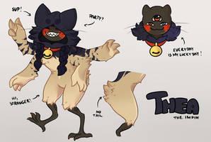 Thea the Impin - MYO Event! by Blusagi
