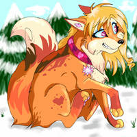 hu I don't like snow - trade by suki-inu