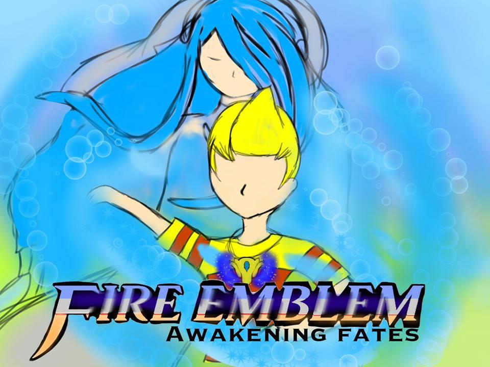 fire emblem awakening fates wallpaper 2 by Manahan-Aundrey