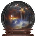 Crystal Ball Transparent png