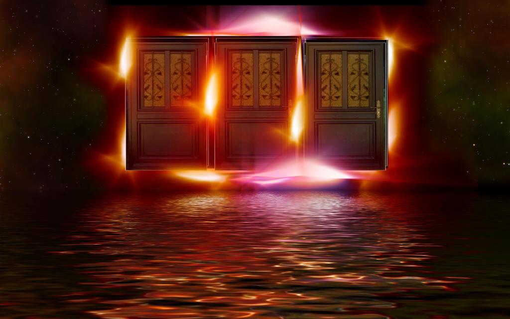 Three Doors by manoluv ... & Three Doors by manoluv on DeviantArt