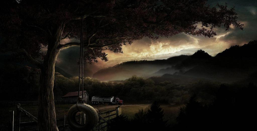 Appalachia by manoluv