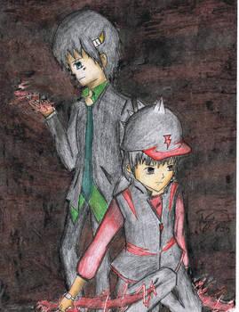 Lambo and Boboiboy