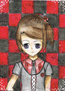 Hanachan in Lolita