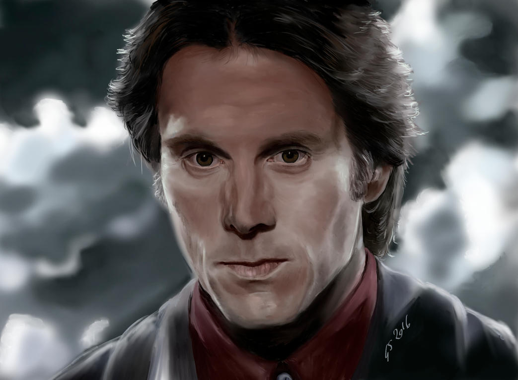 Sheriff Lucas Buck - American Gothic by Dahkur