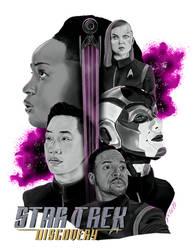 Bridge Crew - Star Trek Discovery by Dahkur