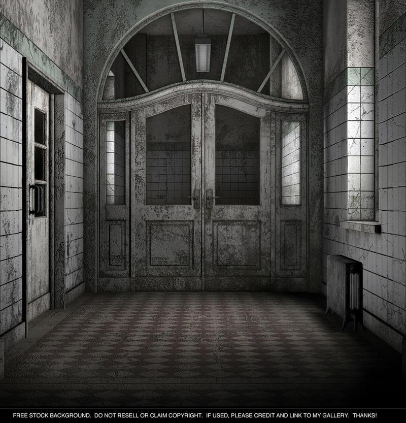Free Background Old Hospital By Artreferencesource On Deviantart