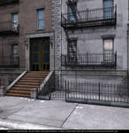 Free Background - Brownstone Apartments