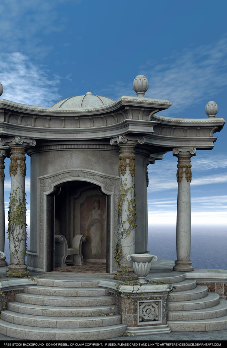 FREE STOCK - Palladio Background by ArtReferenceSource