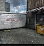 FREE STOCK Background - Urban Grunge