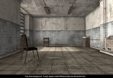 Free Stock:  Grungy room by ArtReferenceSource