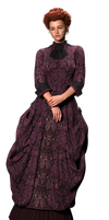 Free Stock: Victorian Dress PNG