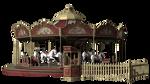 Stock:  Carousel PNG