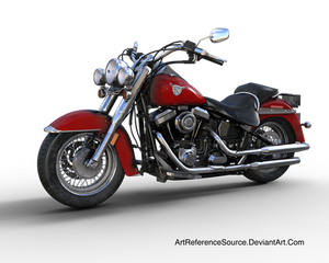 Free Stock PNG:  Motorcyle