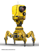 Free Stock PNG:  Cambot by ArtReferenceSource
