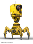 Free Stock PNG:  Cambot