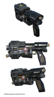 Free Stock PNG:  Space Blaster