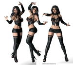 Free Stock PNG:  Lillith as Vampire