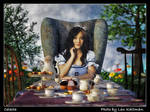 Portfolio:  Alice at the Tea Party