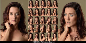 Stock:  Jessica Lynne 25 Expressions