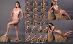 New Model Avery: 24 Mermaid and Fairy Poses