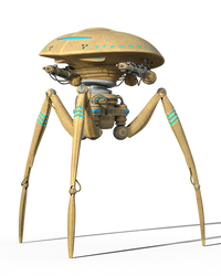 Free Stock PNG:  Alien Guard by ArtReferenceSource