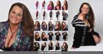 Stock:  Jennifer Fashion and Beauty set by ArtReferenceSource