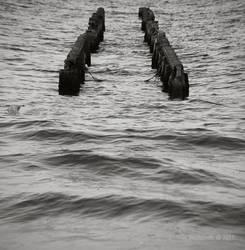 The Sea by raihaneh90
