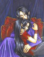 For My Beloved Mischola by DreamworldStudio