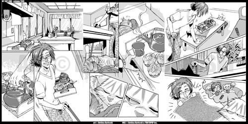 MY CAT LOKI v2- Comic Sampler