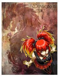 Dragoon: LoSG - SERA by DreamworldStudio