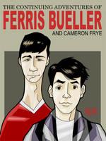 Ferris Bueller by DrFaustusAU