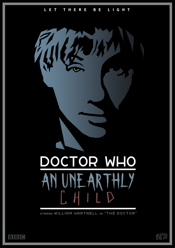 Doctor Who: 001 by DrFaustusAU