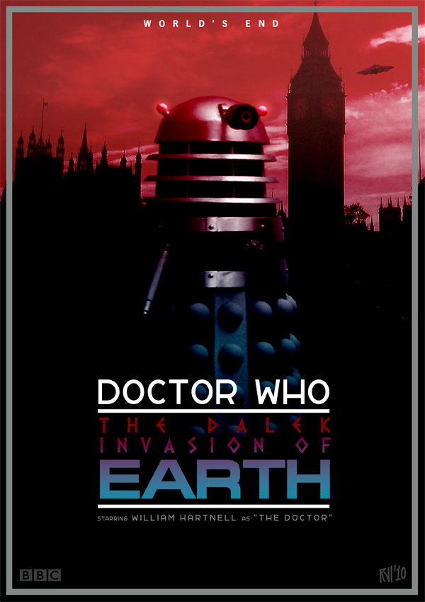 Doctor Who: 010 by DrFaustusAU