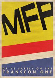 Main Force Patrol by DrFaustusAU