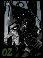 Oz - Tin Woodman by DrFaustusAU