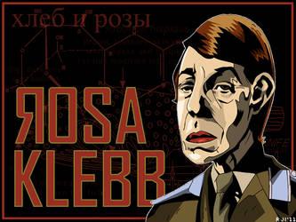 Rosa Klebb by DrFaustusAU