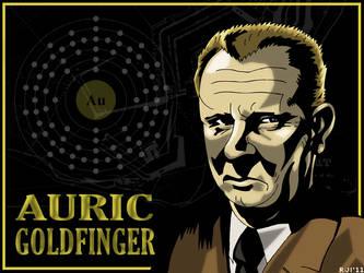 Goldfinger by DrFaustusAU