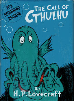The Call of Cthulhu Cover