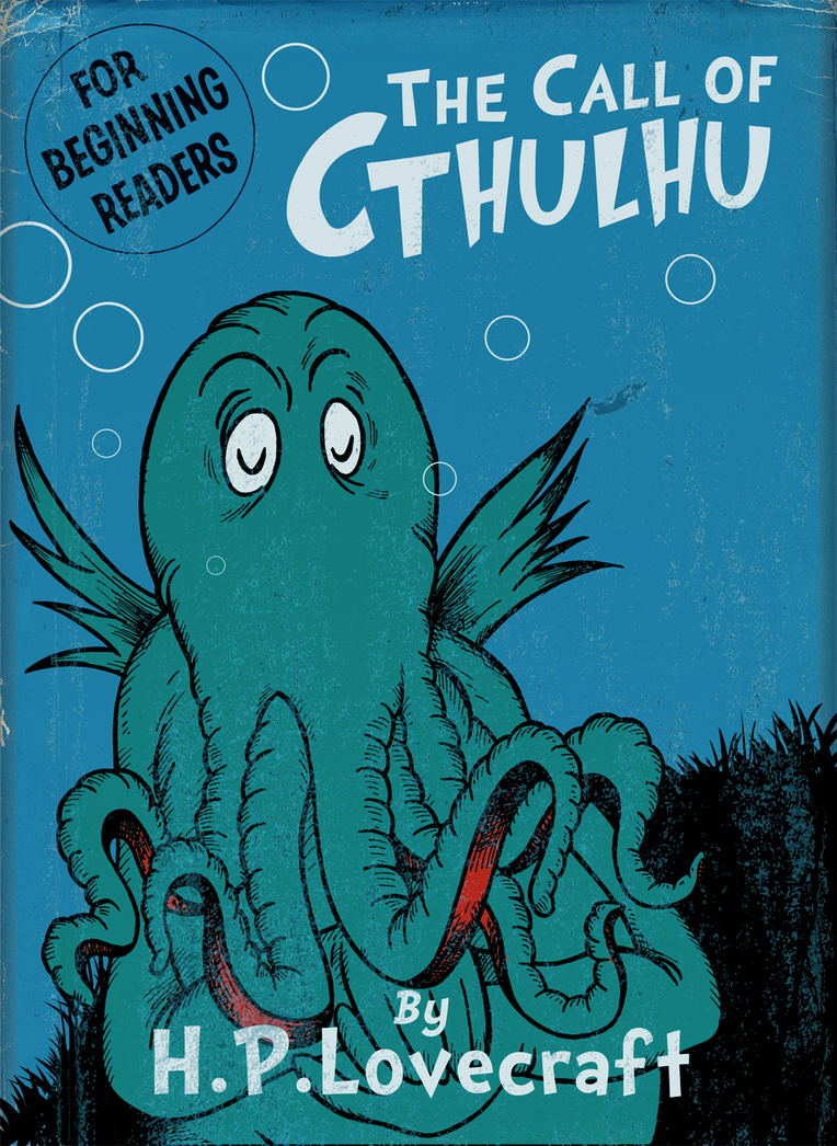 The Call of Cthulhu Cover by DrFaustusAU