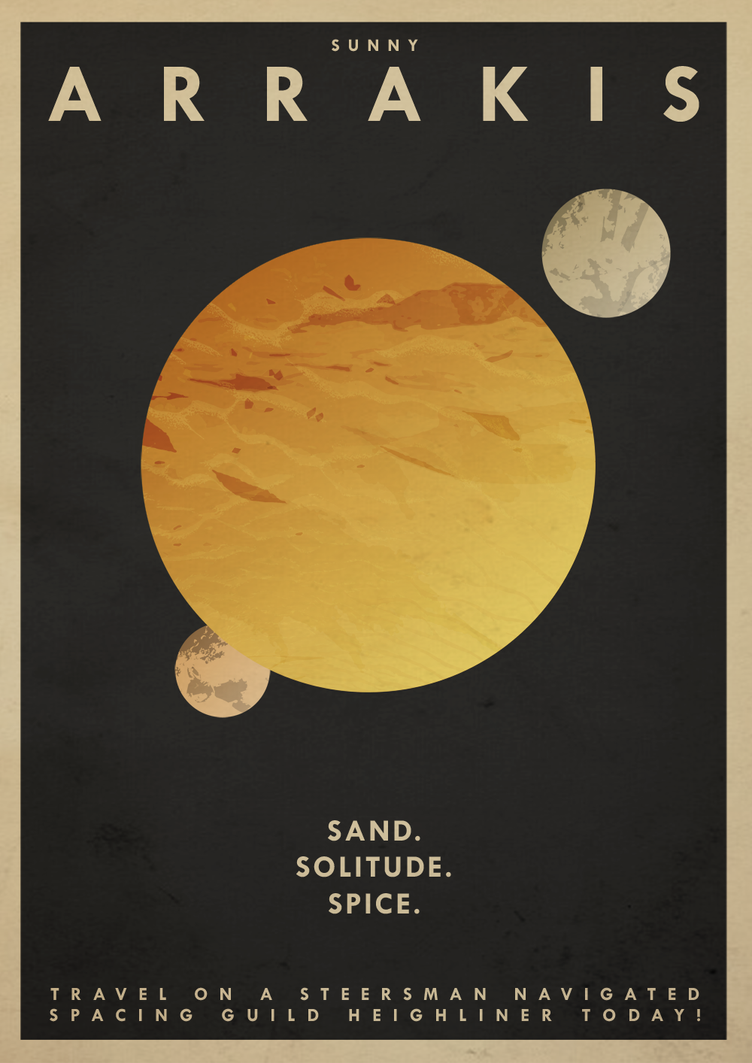 Sunny Arrakis v2.0 by DrFaustusAU