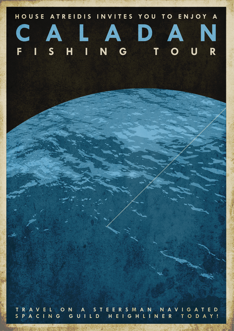 Caladan Fishing Tours v2.0 by DrFaustusAU
