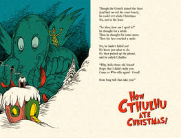 How Cthulhu Ate Christmas